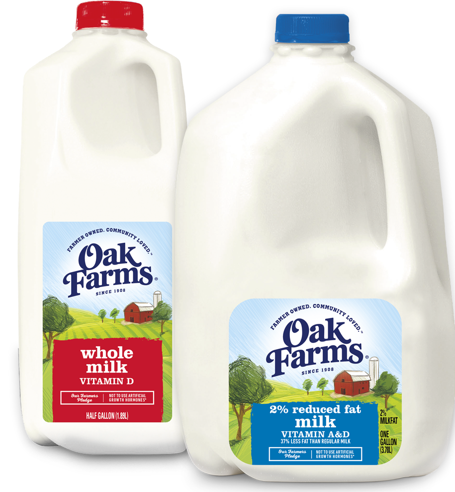 Oak Farms Dairy Products